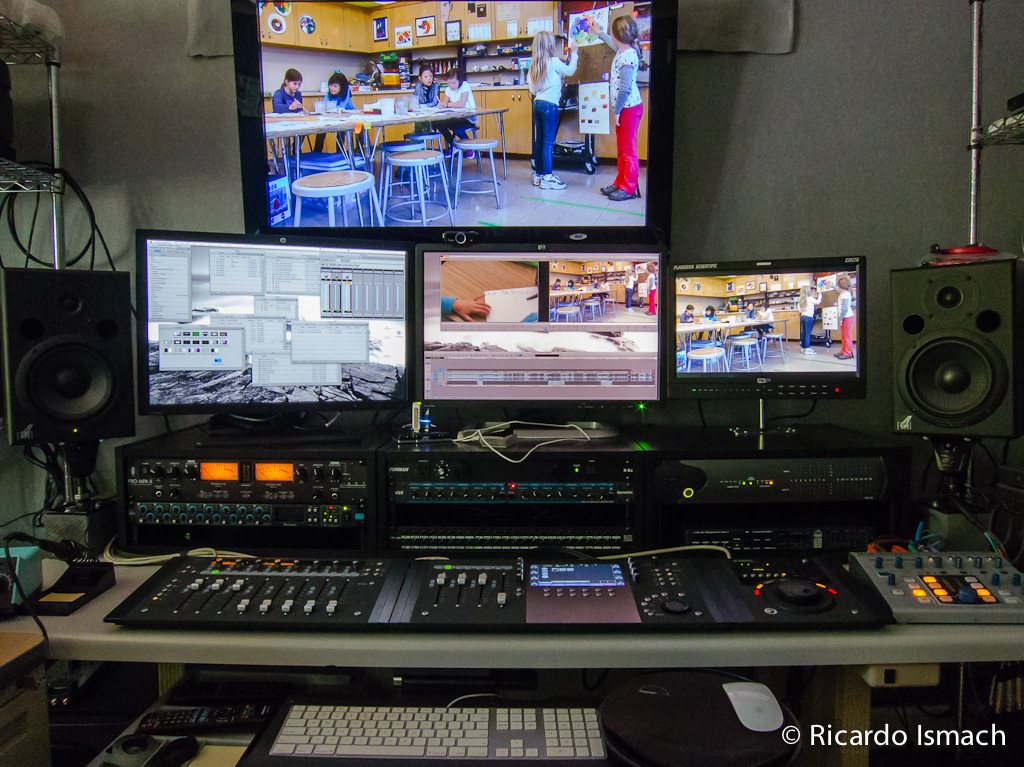 Sound Devices 302 Mixer Facilities | Casual Dog Productions, LLC