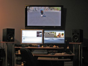 Casual Dog Productions, LLC Editing Suite version 2