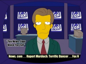 Fox parody