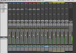 Pro Tools Mix